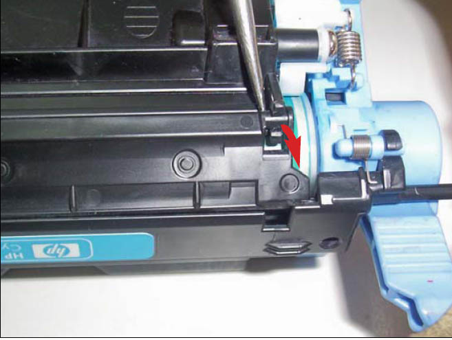 Заправка hp 1600 инструкция