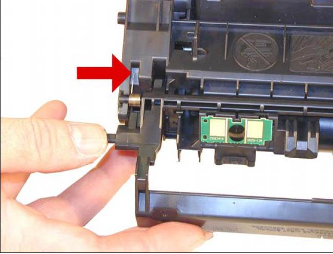 Инструкция заправки картриджа hp 1018