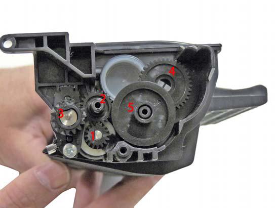 Инструкция по заправке картриджа xerox phaser 3100mfp/s xerox 3100
